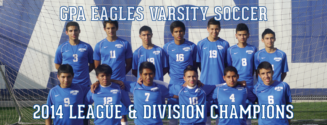 Shout Out to our Boy's Varsity Soccer Team!