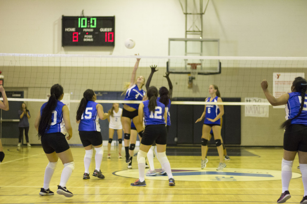 Eagles Fall To High Tech High North County In 3 Sets