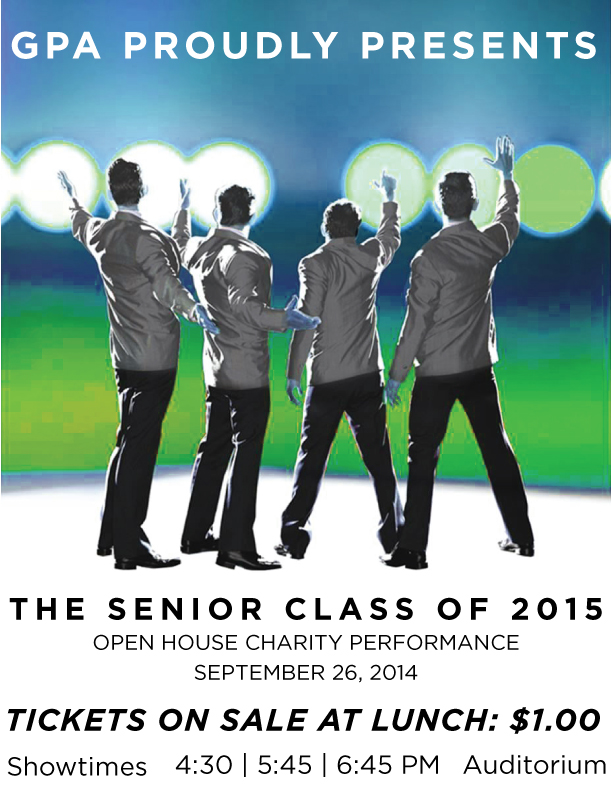 Senior Performance Poster