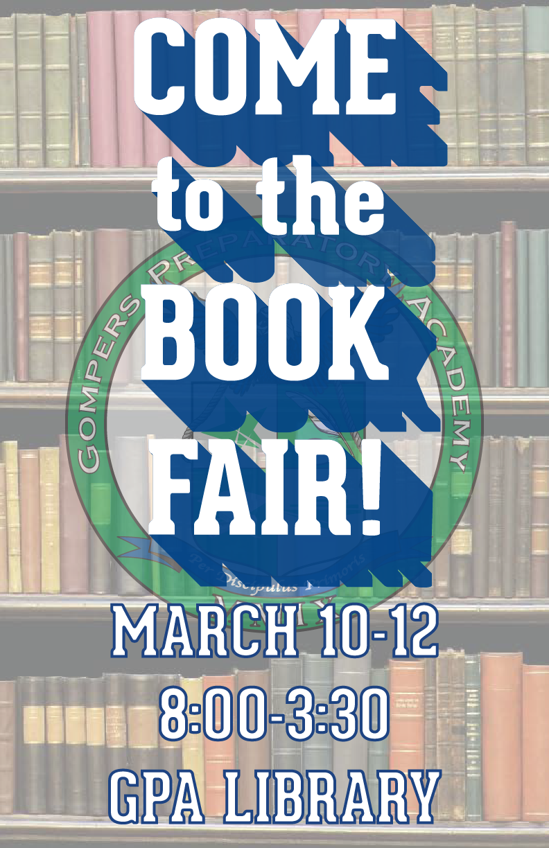 Scholastic Book Fair 2015!