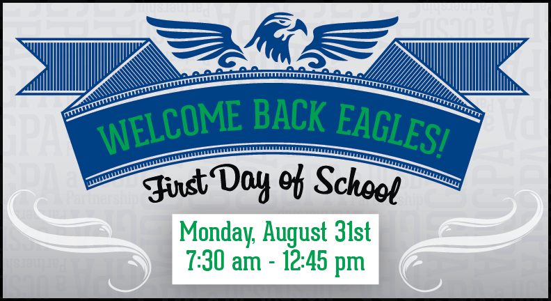 It's Back to School for the Eagles!