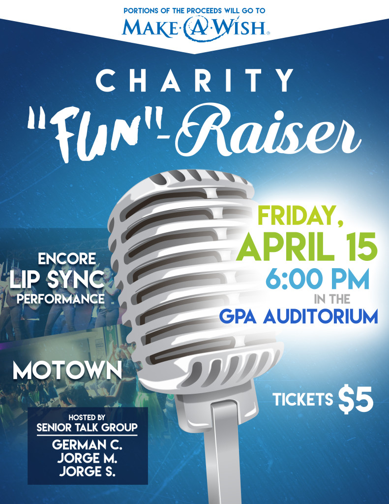 Charity FUNraiser Flyer