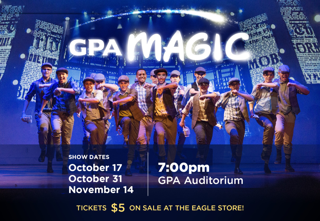 GPA Magic: The Magic is Back!
