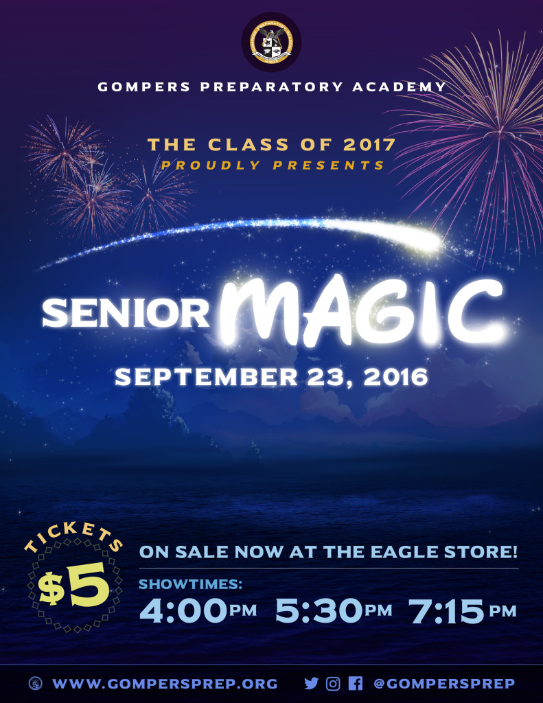 Senior Magic! GPA Open House Show 2016-17