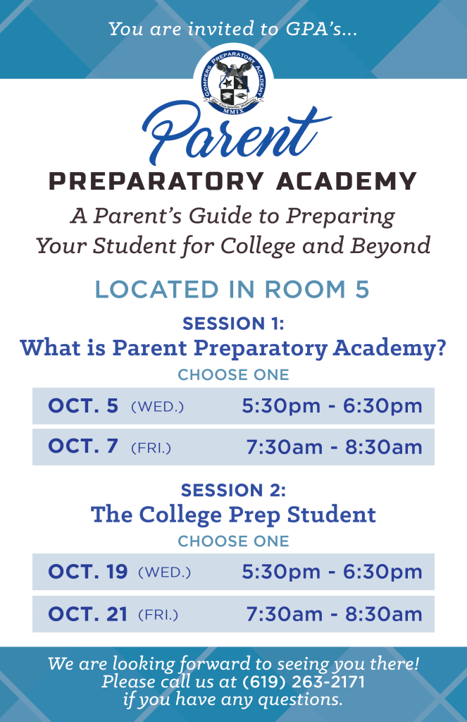 Introducing Parent Preparatory Academy