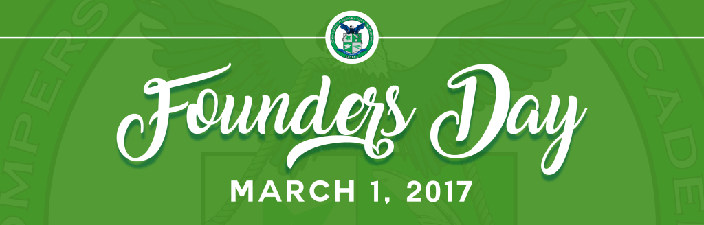 March 1 is GPA Founders Day!