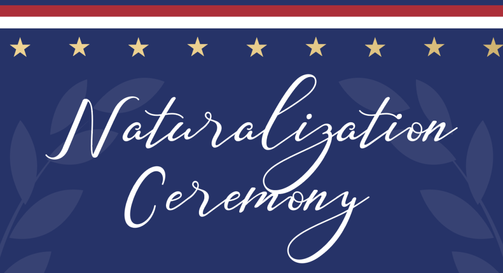 Gompers Preparatory Academy Hosts Special Naturalization Ceremony