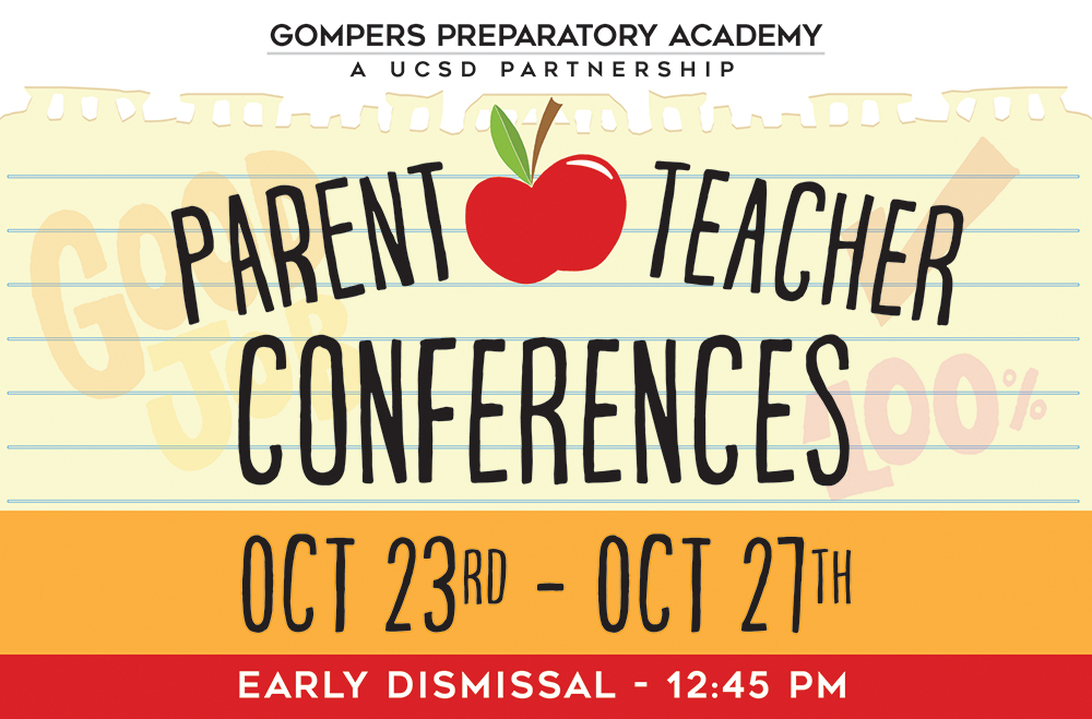 Parent-Teacher Conferences in Session!