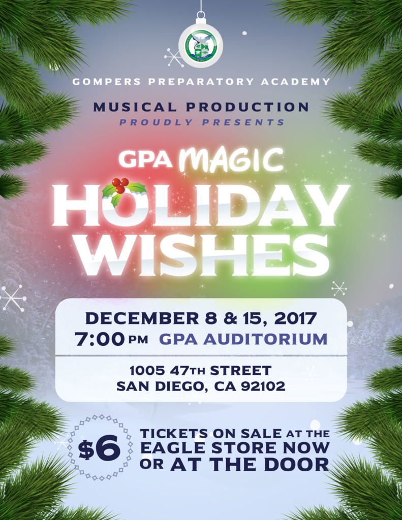 It's That Time of Year... GPA Magic Holiday Wishes is Here!
