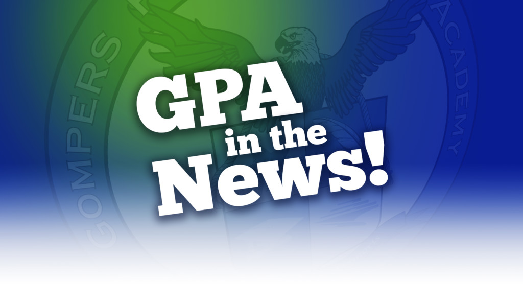 GPA Senior Danny M. Receives Scholarship for Academic Achievement