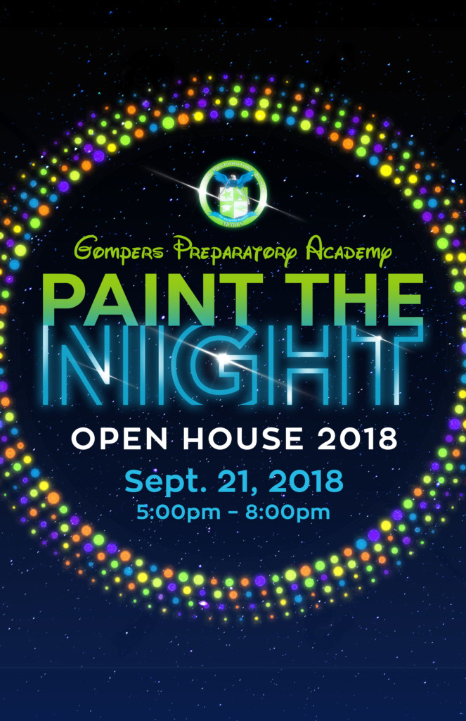 Open House 2018: Paint the Night