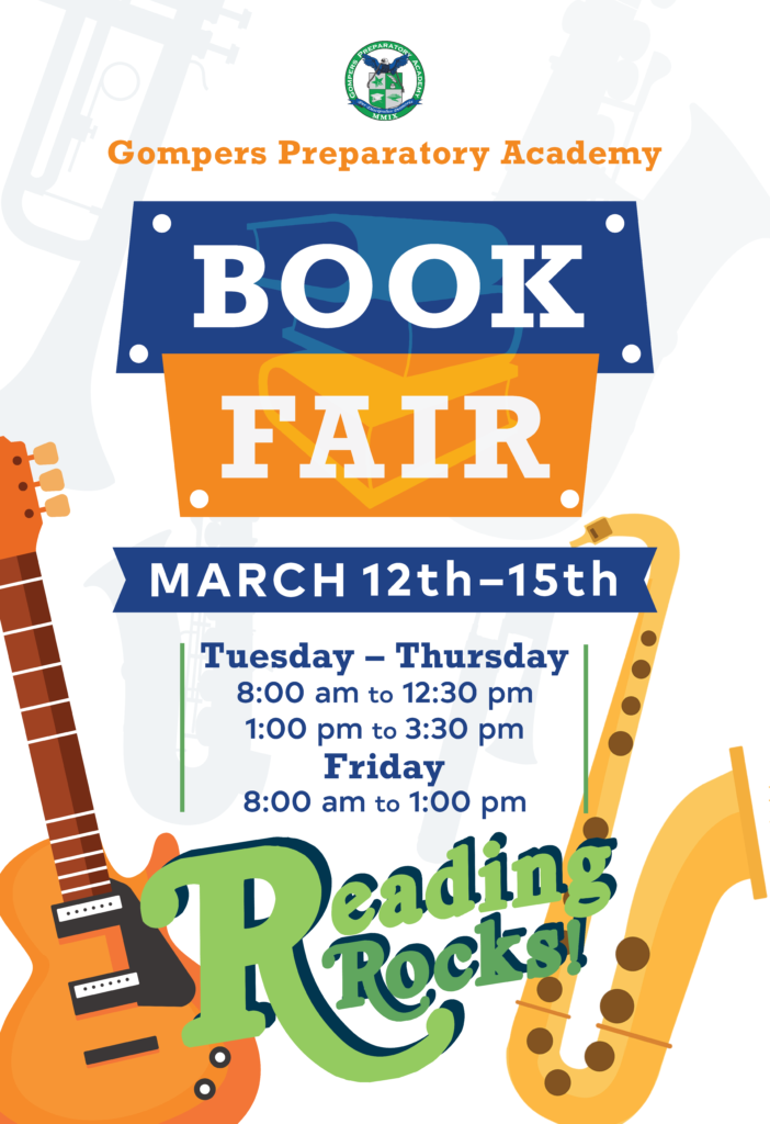 Reading Rocks! The Book Fair is Almost Near!