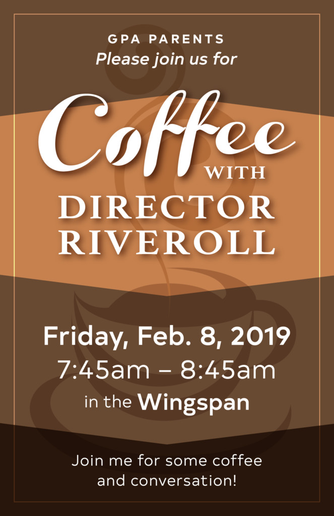Coffee with the Director