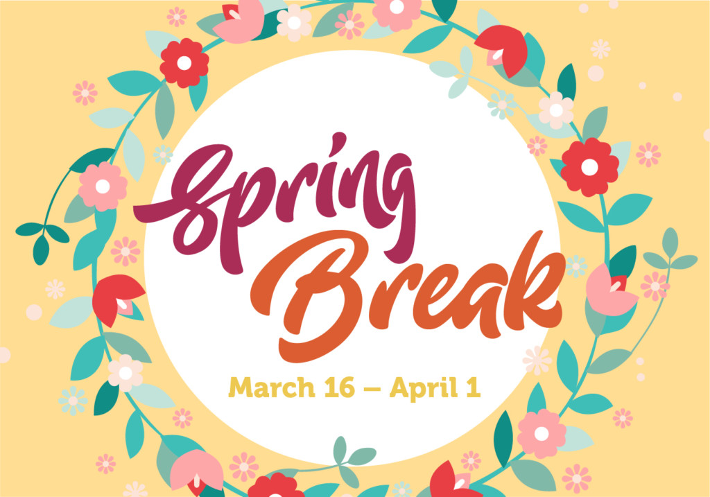 Hello, Spring Break '19!