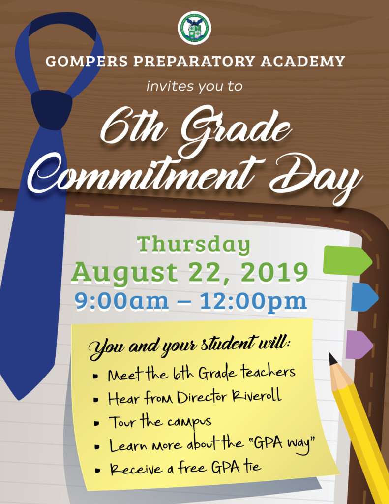 Commitment Day 2019