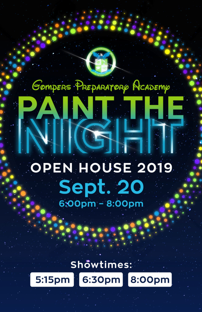 Open House 2019: Paint the Night