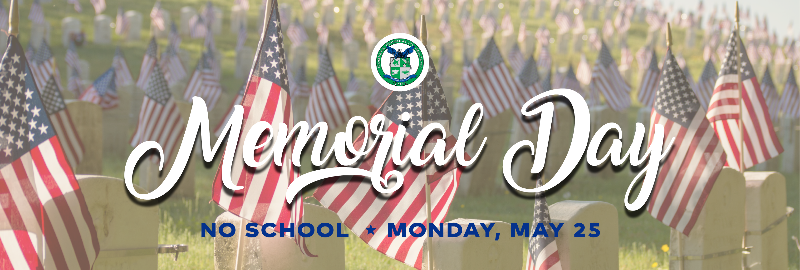 GPA Closed for Memorial Day
