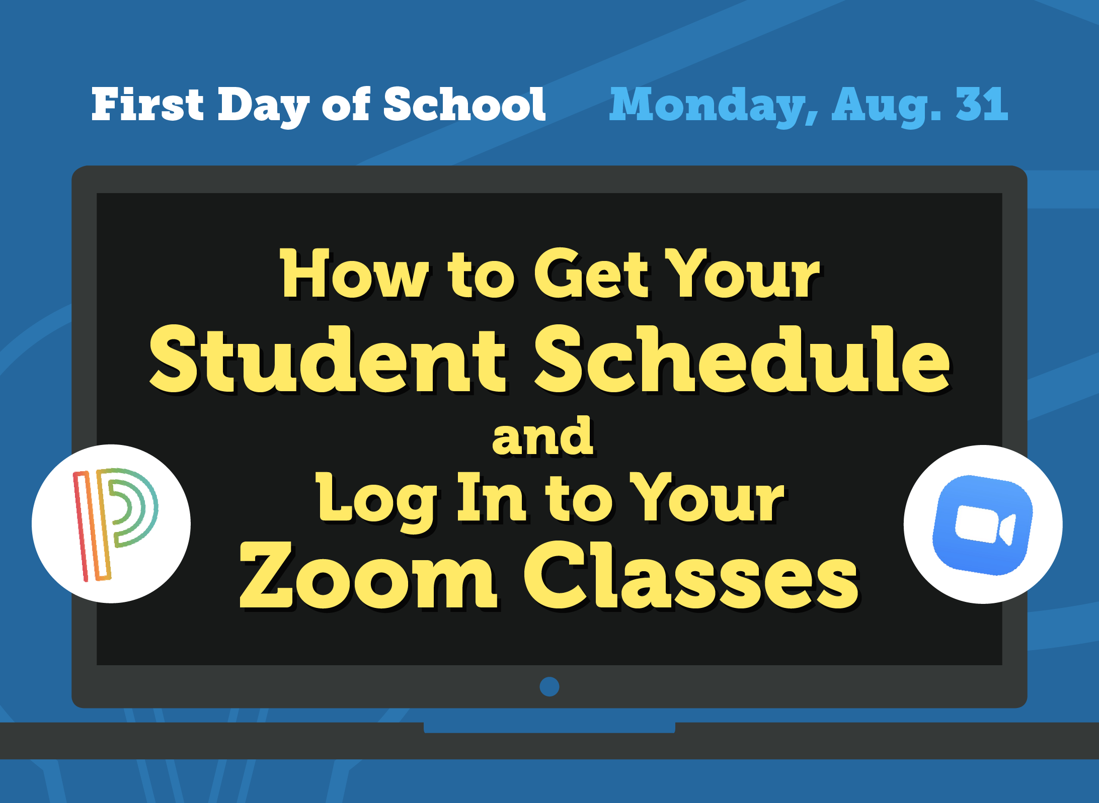 How-To: Student Schedule & Zoom Classes