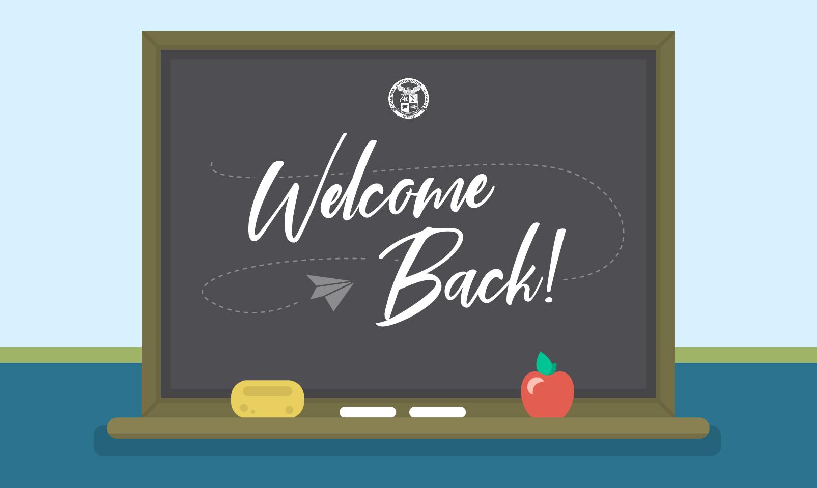 Welcome Back, GPA!